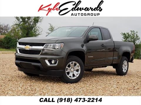 2018 Chevrolet Colorado for sale in Checotah, OK