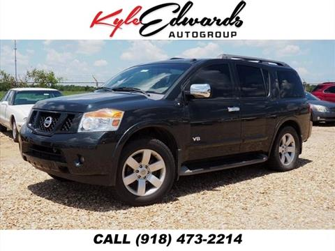 2008 Nissan Armada for sale in Checotah, OK