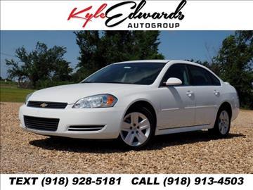 2011 Chevrolet Impala for sale in Checotah, OK