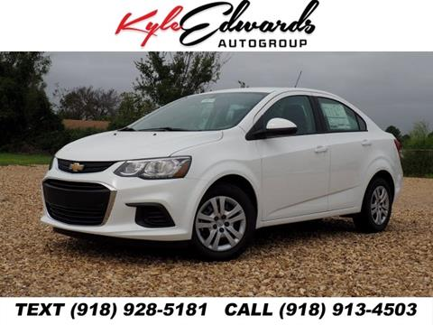 2018 Chevrolet Sonic for sale in Checotah, OK