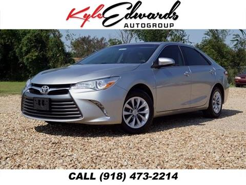2015 Toyota Camry for sale in Checotah, OK