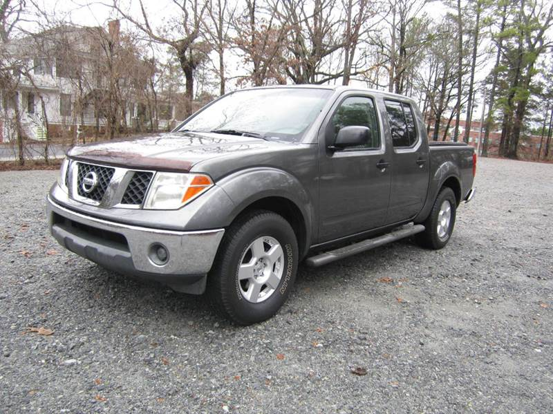 2006 nissan frontier se 4dr crew cab sb w automatic in norcross ga william d auto sales. Black Bedroom Furniture Sets. Home Design Ideas