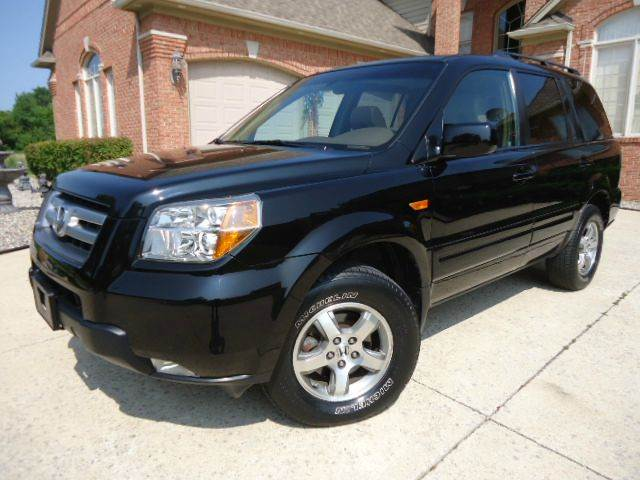 2006 Honda Pilot for sale in Macomb MI