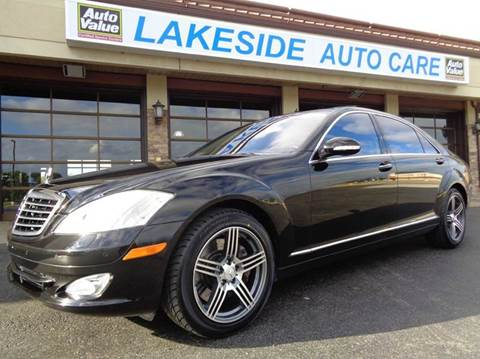 2007 Mercedes-Benz S-Class for sale in Macomb, MI