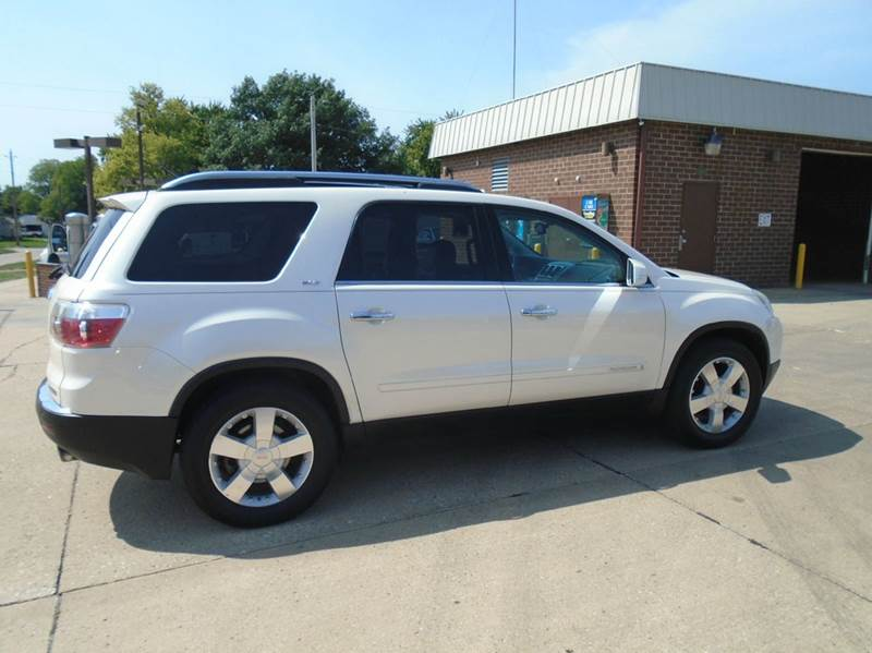 2007 gmc acadia awd slt 2 4dr suv in sioux city ia. Black Bedroom Furniture Sets. Home Design Ideas