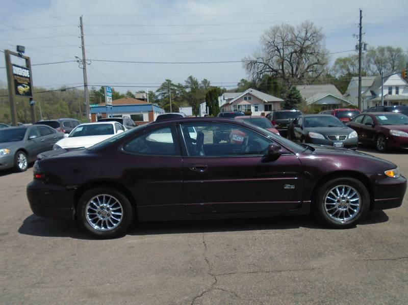 2002 pontiac grand prix gtp 2dr supercharged coupe in sioux city ia riverside auto sales. Black Bedroom Furniture Sets. Home Design Ideas