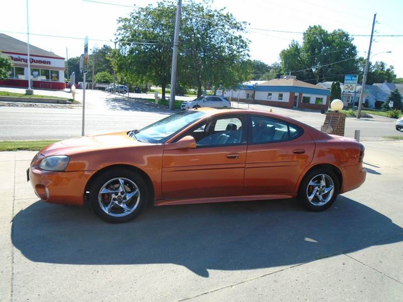 2004 pontiac grand prix gtp gtp 4dr supercharged sedan in sioux city ia riverside auto sales. Black Bedroom Furniture Sets. Home Design Ideas