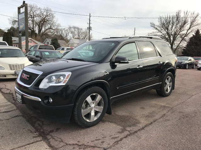 2009 GMC Acadia for sale in Sioux City, IA