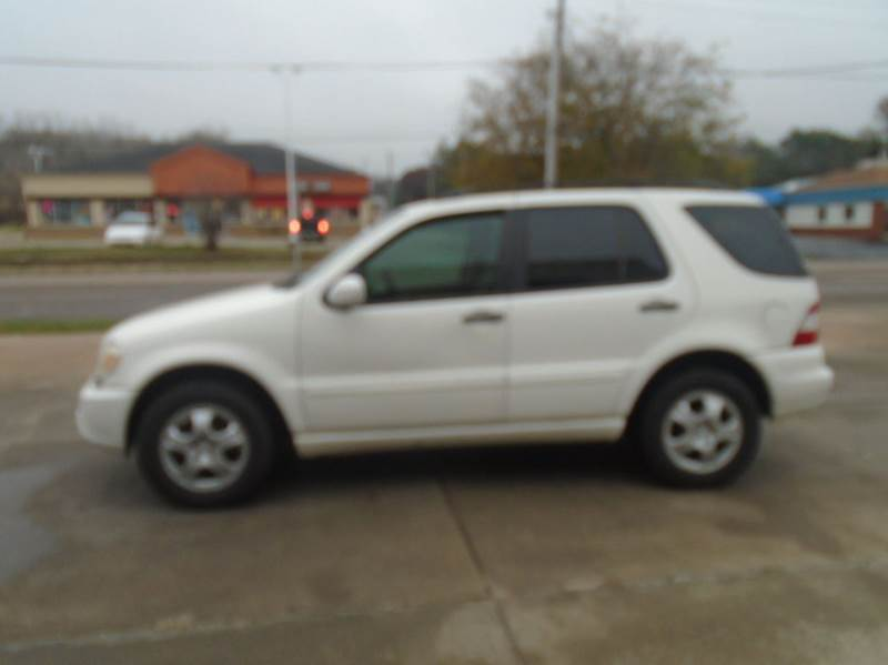 2002 mercedes benz m class awd ml320 4matic 4dr suv in for Mercedes benz suv 2002