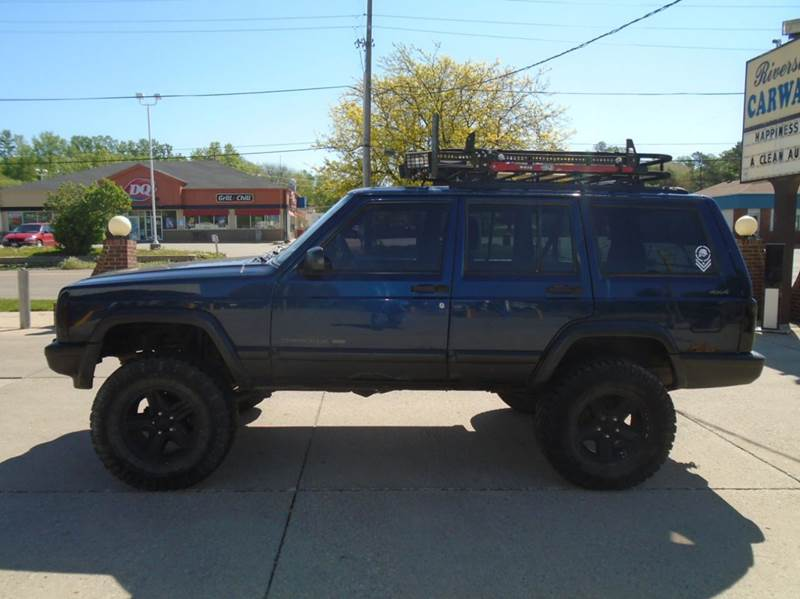 2001 Jeep Cherokee Limited 4WD 4dr SUV In Sioux City IA