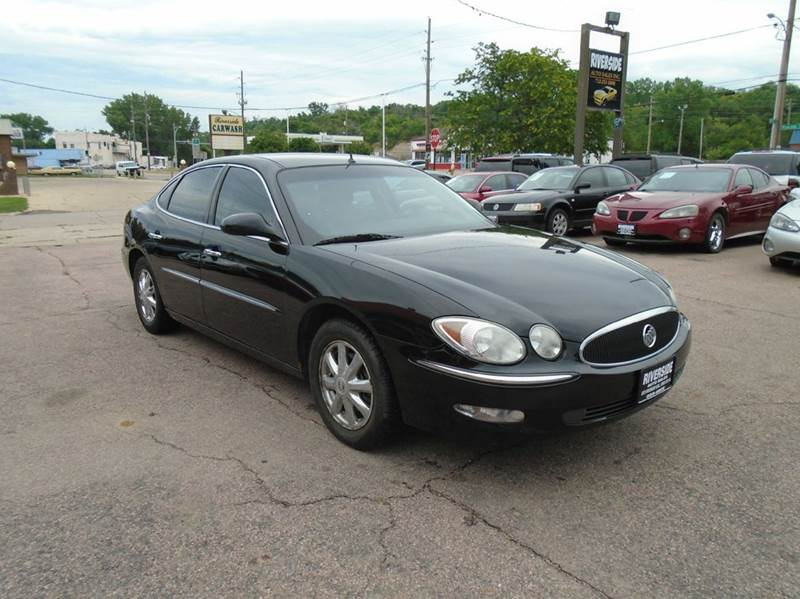2005 buick lacrosse cxl 4dr sedan in sioux city ia. Black Bedroom Furniture Sets. Home Design Ideas