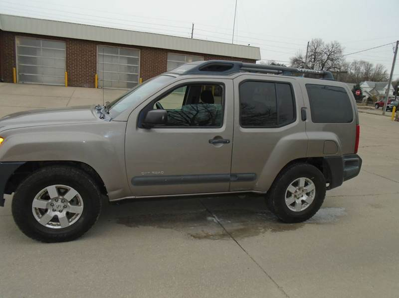 2008 Nissan Xterra 4x4 Off Road 4dr Suv 6m In Sioux City