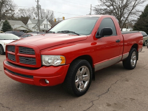 2003 Dodge Ram Pickup 1500 for sale in Sioux City, IA
