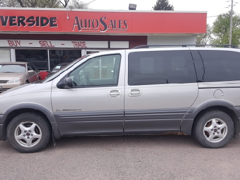 2004 Pontiac Montana for sale in Sioux City, IA