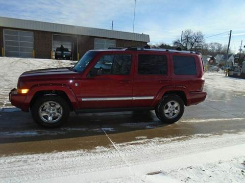 Jeep commander for sale in iowa for Jensen motors sioux city