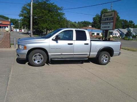 2002 Dodge Ram Pickup 1500 For Sale Iowa Carsforsale