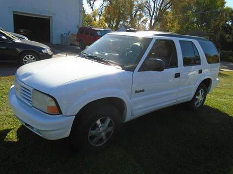 2001 Oldsmobile Bravada for sale in Sioux City, IA