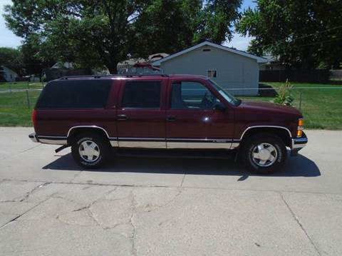 1998 Chevrolet Suburban for sale in Sioux City, IA