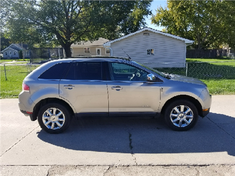 2008 Lincoln MKX for sale in Sioux City, IA