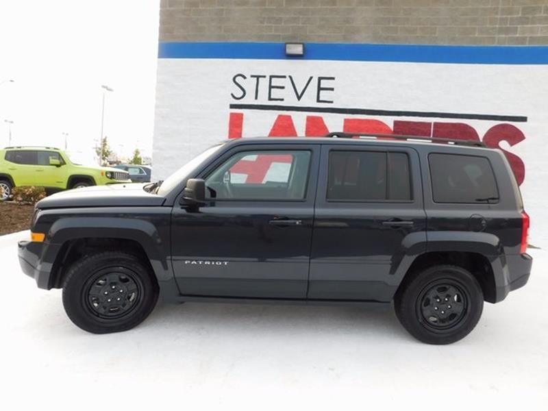 Jeep Patriot For Sale in Arkansas - Carsforsale.com