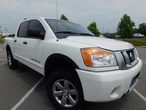 2014 Nissan Titan for sale in Little Rock, AR