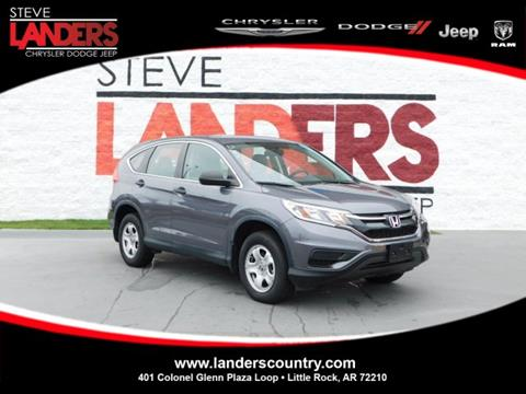 2016 Honda CR-V for sale in Little Rock, AR