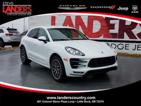 2016 Porsche Macan for sale in Little Rock, AR