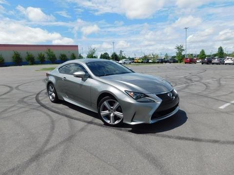 2016 Lexus RC 200t for sale in Little Rock, AR