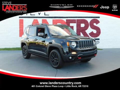 2017 Jeep Renegade For Sale In Little Rock, AR
