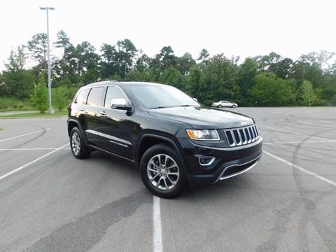 2016 Jeep Grand Cherokee for sale in Little Rock, AR