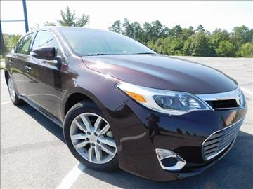 2015 toyota avalon for sale lubbock tx. Black Bedroom Furniture Sets. Home Design Ideas