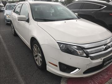 2012 Ford Fusion for sale in Little Rock, AR
