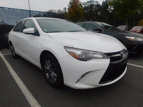 2016 Toyota Camry for sale in Little Rock, AR