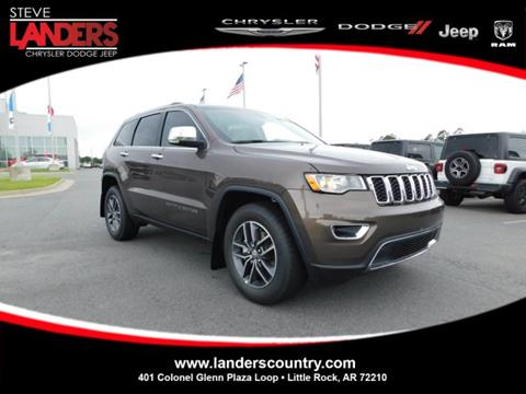 2018 Jeep Grand Cherokee For Sale In Little Rock, AR