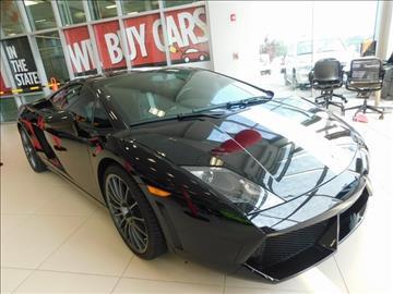 2010 Lamborghini Gallardo for sale in Little Rock, AR