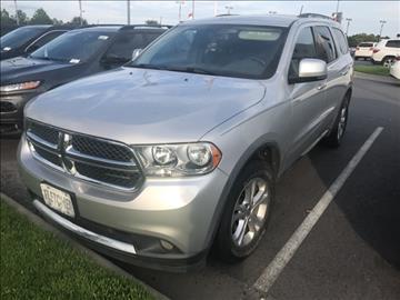 2012 Dodge Durango for sale in Little Rock, AR