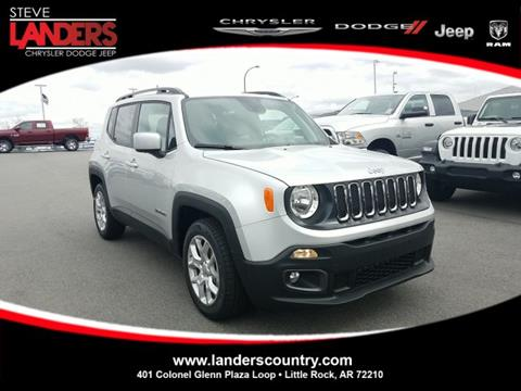 2018 Jeep Renegade for sale in Little Rock, AR