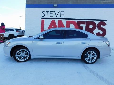 2013 Nissan Maxima for sale in Little Rock, AR