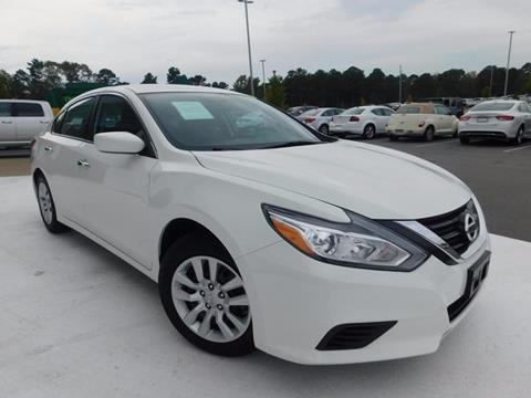 2016 Nissan Altima for sale in Little Rock, AR