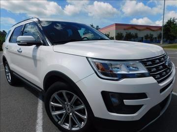 2016 Ford Explorer for sale in Little Rock, AR