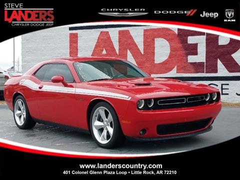 2015 Dodge Challenger for sale in Little Rock, AR