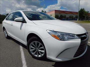 2015 Toyota Camry for sale in Little Rock, AR