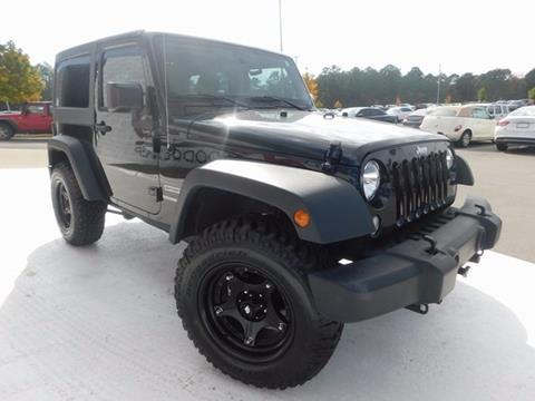2016 Jeep Wrangler for sale in Little Rock, AR