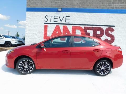 2016 Toyota Corolla for sale in Little Rock, AR