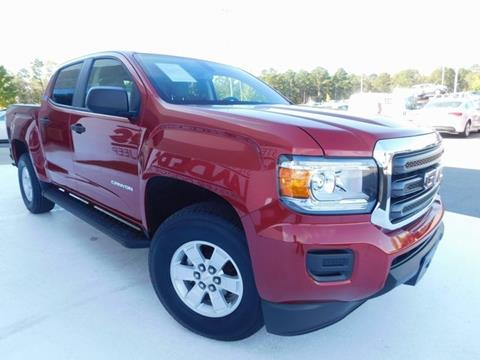 2015 GMC Canyon for sale in Little Rock, AR