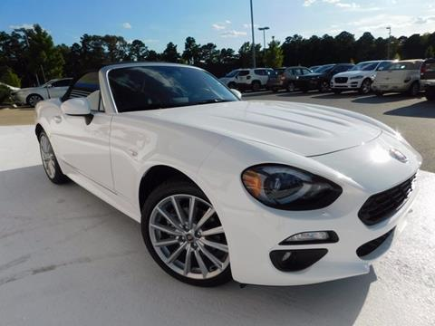 2017 FIAT 124 Spider for sale in Little Rock, AR