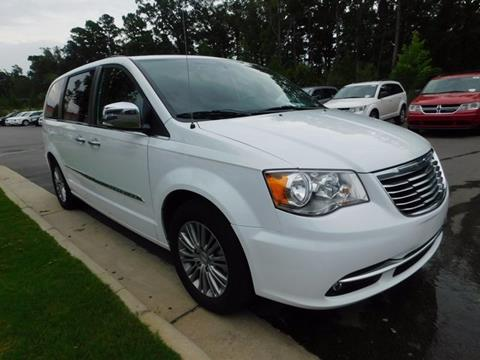 2014 Chrysler Town and Country for sale in Little Rock, AR