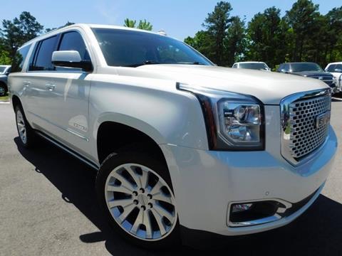 2015 GMC Yukon XL for sale in Little Rock, AR