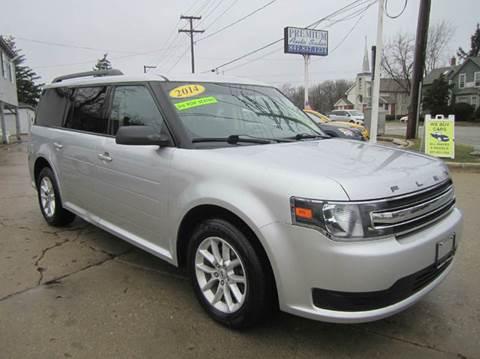 2014 Ford Flex for sale in Mundelein, IL