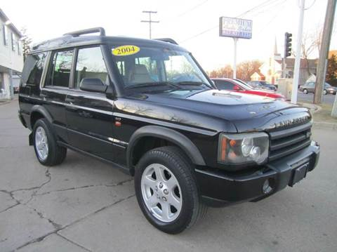 2004 Land Rover Discovery for sale in Mundelein, IL